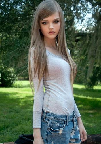 "Новости красота - Дакота Роуз - 16-летняя ""кукла Барби ..."